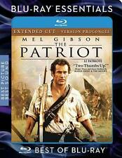 The Patriot (Blu-ray Disc, 2007, Canadian Extended Cut)