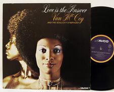 Van McCoy Love es the a er Avco NM # D