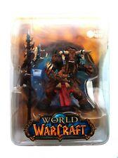 "Tauren chamán world of warcraft figura 4"" 10 cm Sota Toys Serie 1 Único muy raro"
