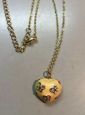 Noblesse Collection Heart Necklace New