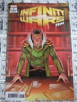 Infinity Wars Prime (2018) Marvel - #1, Ron Lim Variant, Duggan/Deodato, NM