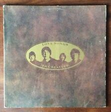 The Beatles Love Songs First Pressing & Demonstration Copy Very Rare