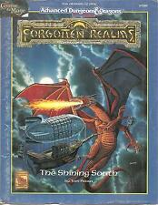 AD&D DUNGEONS DRAGONS Forgotten Realms - The Shining South FR16 *RPG*