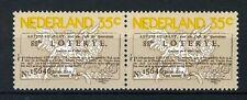 NEDERLAND 1084 MNH** 1976 - 250 jaar Staatsloterij (2 stuks)