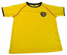 Club America jersey Youth Boy Soccer Jersey Aguilas del America yellow