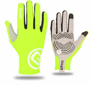 GIYO MTB Full Finger Gloves Anti Slip Cycling Gloves Breathable Racing Road Bike