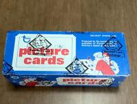 1987 Topps Baseball Sealed Box Vendors BBCE FASC Barry Bonds Mark McGwire Rookie