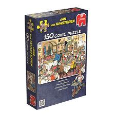 JUMBO 17464 Jan Van Haasteren - Dining Disaster 150pcs / Jigsaw Brand New in Box
