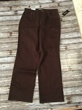 Style Co Womens Jeans Sits At Natural Waist Relaxed Leg Tapers At Ank size 8 X28