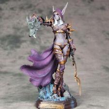 World of Warcraft 23cm WOW  Sylvanas Windrunner Figure Statue New No Box