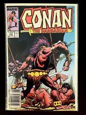 CONAN THE BARBARIAN VOL.1 #195 MARVEL COMICS 1987 VF/NM (1970-1994 SERIES)