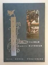 """Melinda by Neil Gaiman (First Edition) Lettered Edition Signed """"L"""""""