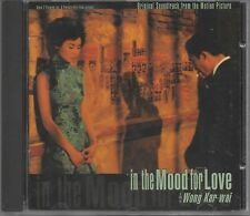 IN THE MOOD FOR LOVE Original Soundtrack CD Wong Kar-Wai Michael Galasso