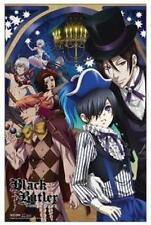 BLACK BUTLER - CAST ANIME POSTER - 24x36 CHARACTERS 51789