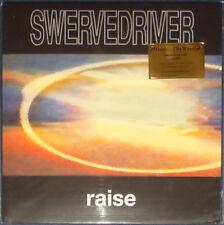 Swervedriver - Raise on Red vinyl. 2018 Music on Vinyl edition.
