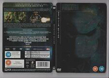 PREDATOR DVD 2 DISC SET STEELBOOK VERSION