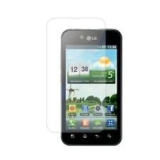X3 Pz  pellicola LG Optimus P970 Screen Protector LU01