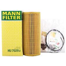 Original MANN-FILTER Engine Oil Filter HU 7029 Z For AUDI A6 VW TOUAREG PORSCHE