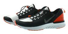 Nike Men's Odyssey React Shield Running Low Top Shoes Sneakers BQ9780 Black