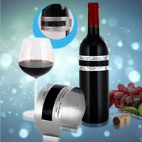 LCD Wine Bottle Digital Thermometer Temperature Meter Watch Tool FM