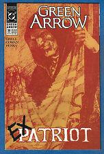GREEN ARROW # 39  - DC 1990  (vf)