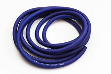 0 AWG 65mm² OVERSIZED BLUE POWER CABLE PER METRE PURE COPPER 0 GAUGE OFC WIRE