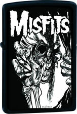 Rare Authentic Misfits Pushead Mummy Zippo
