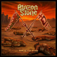 BLAZON STONE War of the roses CD Stormspell Records