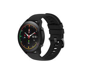 Xiaomi Mi Watch GPS Smartwatch schwarz Sportuhr Schlaf bis 16 Tage Akku 46mm 1GB