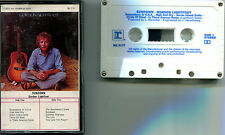 Sundown - Gordon Lightfoot : Cassette Tape