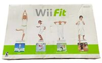 Nintendo Wii Fit Complete (Balance Board & Game) Tested Works