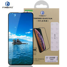 Gold Diamond Full Tempered Glass Screen Protector Film For VIVO V15 Pro PINWUYO