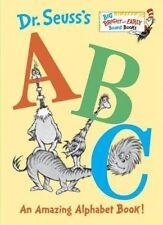 Dr. Seuss's ABC: An Amazing Alphabet Book! by Dr Seuss (Board book)