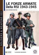 Le Forze Armate Della RSI 1943-1945: 2a Edizione Aggiornata (Paperback or Softba