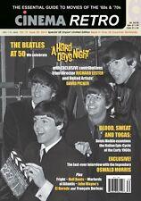 Cinema Retro #30 The Beatles, Warlords of Atlantis, Sword & Sandal movies