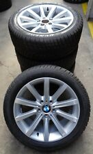 4 BMW Winterräder Styling 365 5er F10 F11 6er F06  F12 245/45 R18 100V 6794688