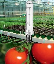 Lot of 8 Philips LU150 150 Watt HPS  E26 BASE PLANT VEGETABLE GROW LIGHT BULBS