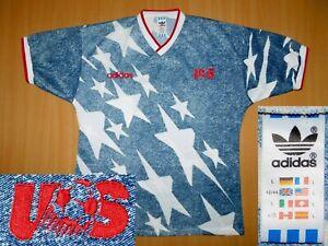 sale *MINT* USA away shirt jersey 1994 soccer camiseta America world cup 94 euro