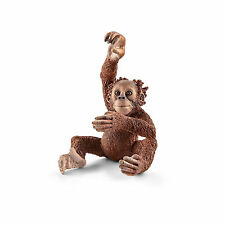 Schleich Asia Wild Life - ORANGUTAN YOUNG 14776 - New with Tag