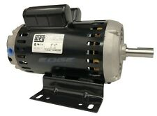 64 Hp Electric Motor Replaces 92116578 Craftsman 3450 Rpm 78 Shaft 230v