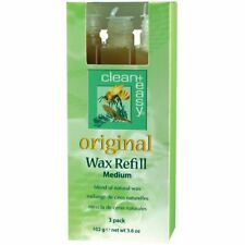 Clean & Easy Large Refill Original (LEG) Wax 3 pk