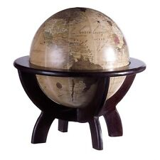 """Imax Globe on Stand 5425 Misc (decorative accessories) 11""""h x 10.5""""d NEW"""