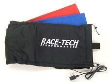 Blue Race-Tech Tyre Warmers £109.96 British Manufacturer