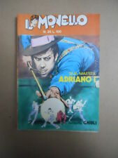 L'UOMO RAGNO n°54 1972 ED. Corno  [SP15]