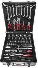 Werkzeugtrolley Werkzeugkoffer Werkzeug Set Werkzeugkiste 182 teilig