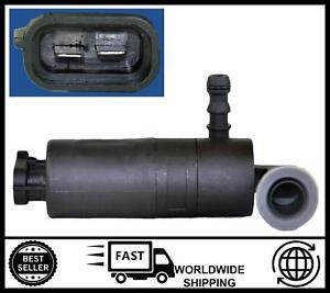 Windscreen Washer Pump SAAB 9-3 2004 >> Onwords All Models 12826943