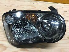 JDM 04-05 Subaru Impreza WRX Sti V-8 GDB Right HID BLACK Headlights HeadLamp