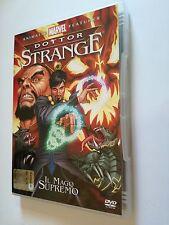 Dottor Strange - Il Mago Supremo DVD Animazione durata 73 minuti