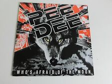 Pee Dee who's afraid of the moon Dutch Wave 12 inch