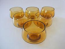 MIKASA Dessertschalen Glas Handarbeit 6 Stück Neu